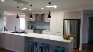 Cutom Kitchen