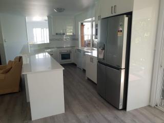 U-Shaped Custom Kitchen