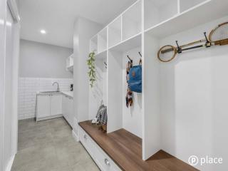 Laundry Storage Solution